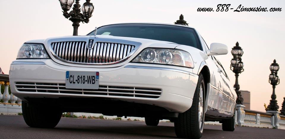 Location limousine à Paris