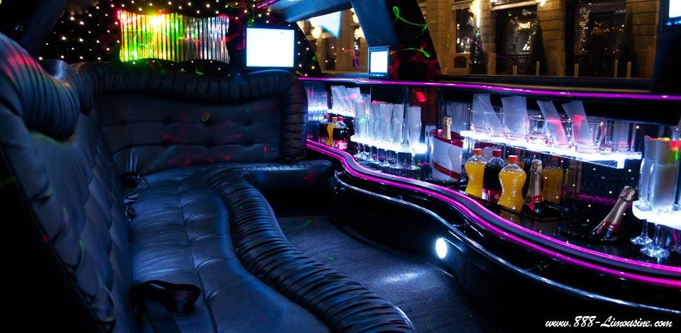 Location d'une limousine pour une soirée à paris