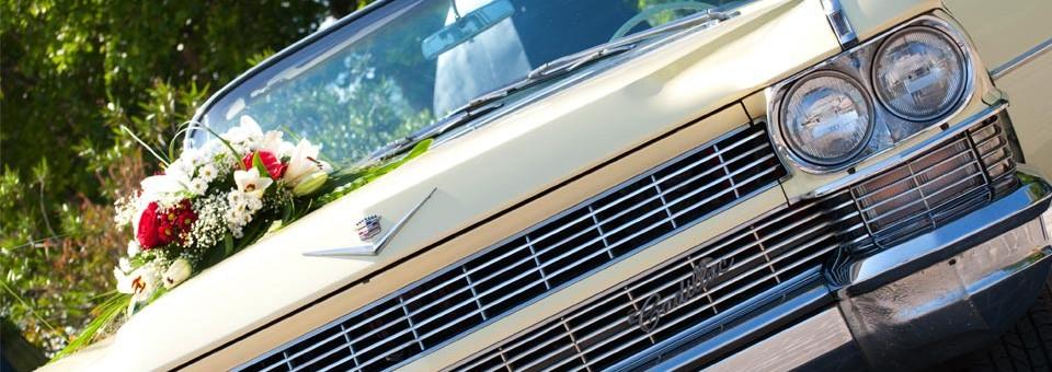 Mariage en Cadillac