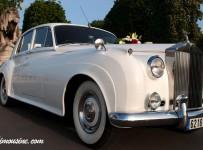 Mariage en Rolls-Royce