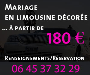 location limousine mariage